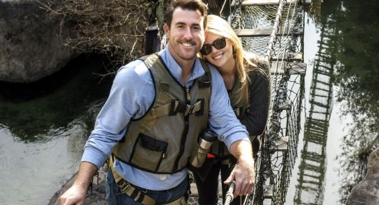 Kate Upton and Justin Verlander are dating