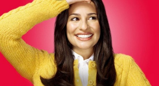 Lea Michele is also in the film