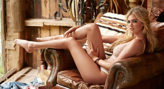 Kate Upton will play Madonna