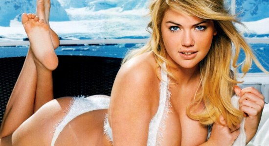 Kate Upton covered the 2013 Issue