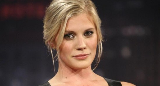 Katee Sackhoff would love the role