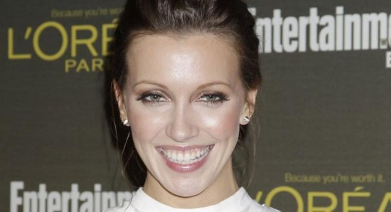 Katie Cassidy at an event for EW