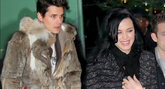 Katy Perry has been on and off with John Mayer