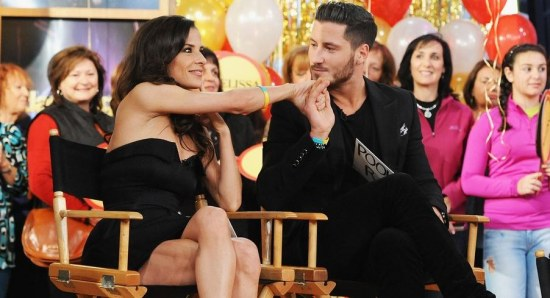 Kelly Monaco appeared on Dancing With The Stars