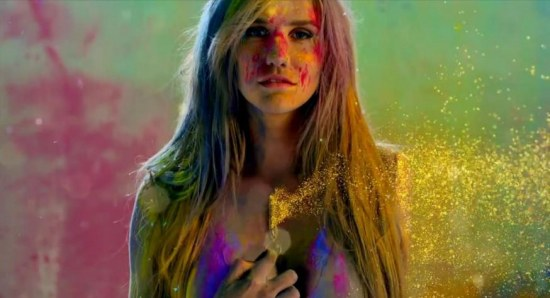 Kesha is also very talented