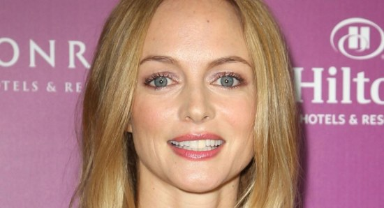 Heather Graham also stars in Flowers in the Attic