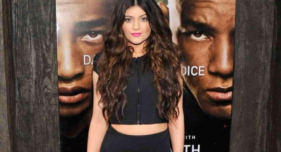 Kylie Jenner is a beautiful young woman