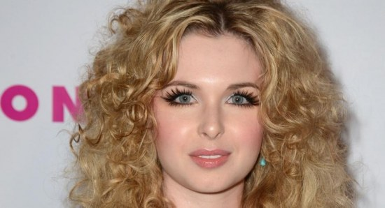 Kirsten Prout has appeared in a few shows