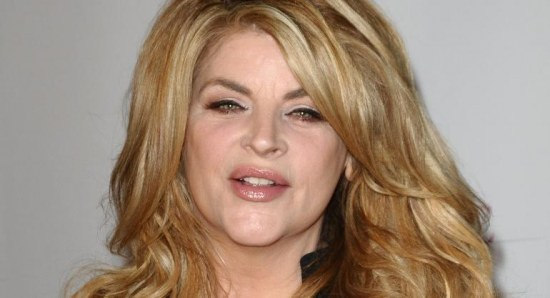 Kirstie Alley says she would never buy their clothes