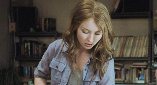 Emily Browning is also in the movie