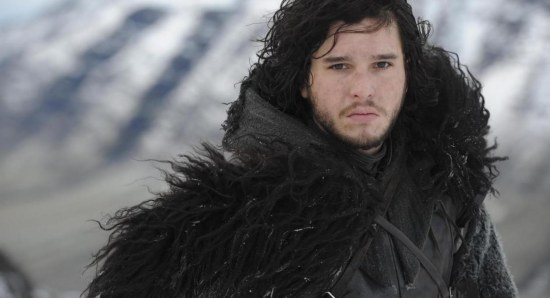Kit Harington is Jon Snow