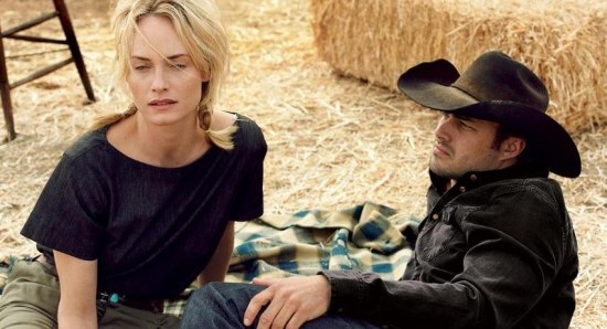 Taylor Kinney doing his acting thing