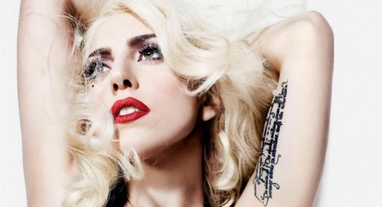 Lady Gaga is working on new music