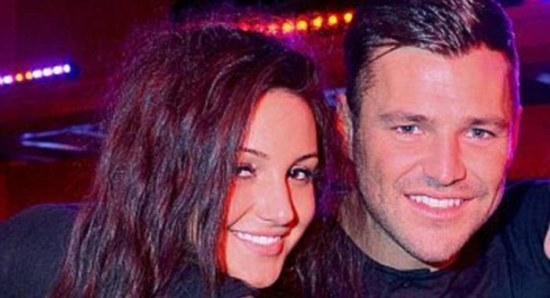 Mark Wright and new love Michelle Keegan