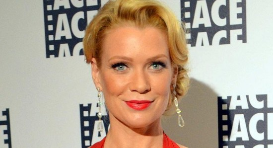 Laurie Holden at an event for The Walking Dead