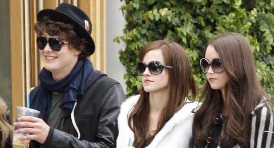 A still from 'The Bling Ring'