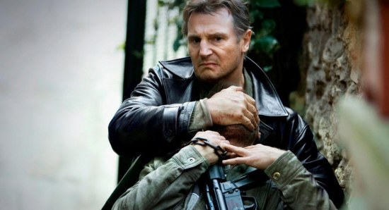 Liam Neeson would be perfect for The Expendables 4