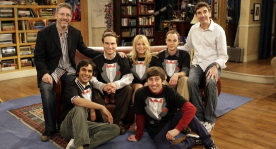 The Big Bang Theory cast and crew
