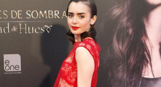 Lily Collins is a talented star