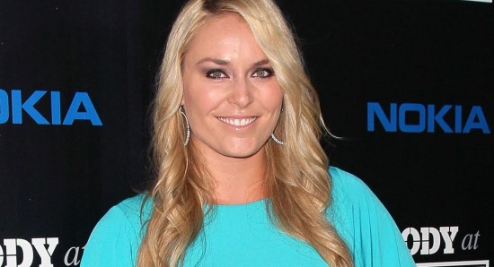Lindsey Vonn has pulled out injured