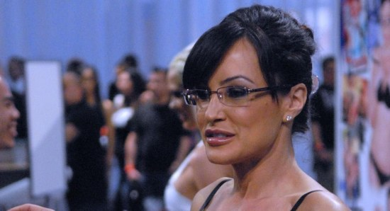 Lisa Ann at promotional event