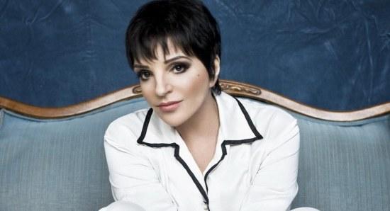 Liza Minnelli looking sexy and innocent