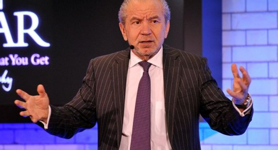 Lord Sugar has done amazing things in business