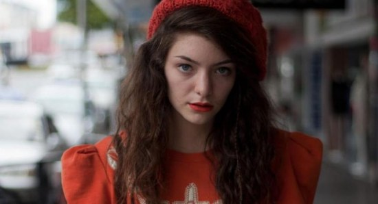 Lorde has become a global star