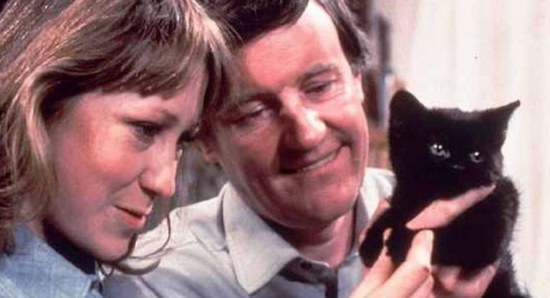 Richard Briers was extremely funny