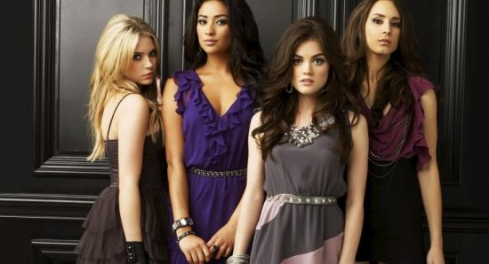 Lucy Hale stars in Pretty Little Liars