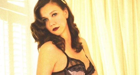 Maggie Gyllenhaal has made the move to the small screen