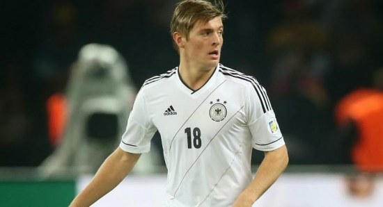 Toni Kroos is a great player