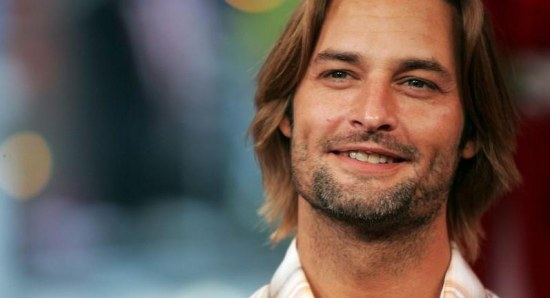 Josh Holloway plays the male lead