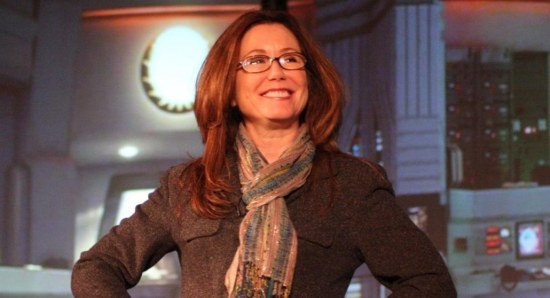 Mary McDonnell stars in Major Crimes