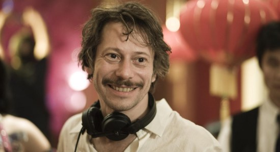 Mathieu Amalric in director role