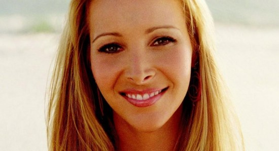 Lisa Kudrow is best known for playing Phoebe Buffay on 'Friends'