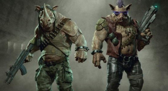 Bebop and Rocksteady will be in the sequel
