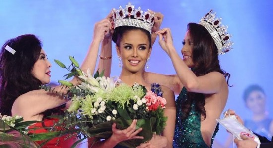 Megan Young crowned Miss World