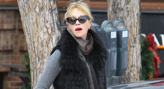 Melanie Griffith is still going strong