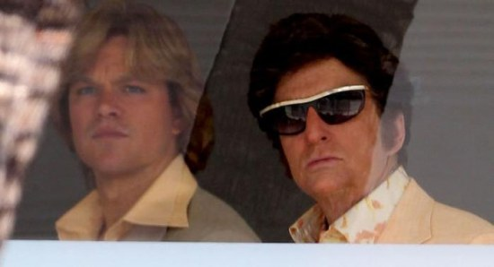 Scene from Behind the Candelabra