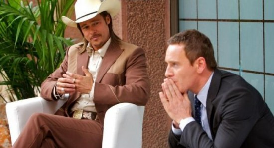 Scene from The Counselor