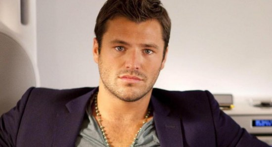 Mark Wright is one lucky man