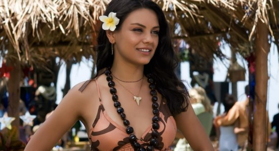 Mila Kunis will return to acting