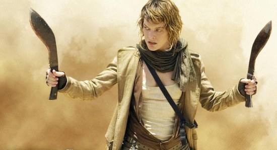 Milla Jovovich will appear one last time