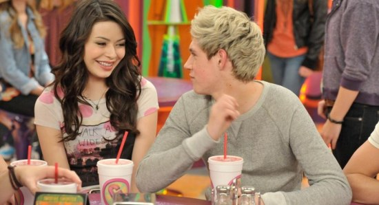 Scene from iCarly