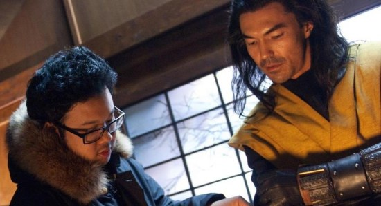 Kevin Tancharoen will direct the film