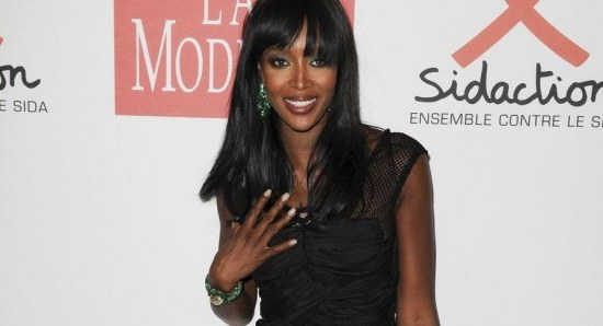 Naomi Campbell is now working on acting