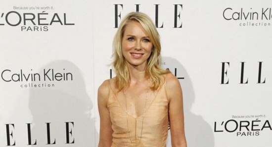 Naomi Watts appears on the cover of Allure