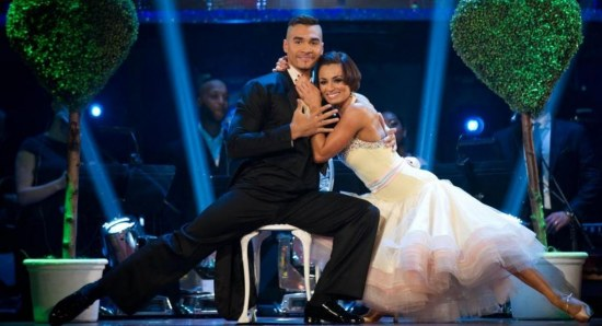 Flavia Cacace and Louis Smith won last year