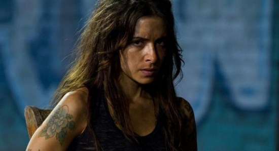 Sarah Shahi in Bullet to the Head